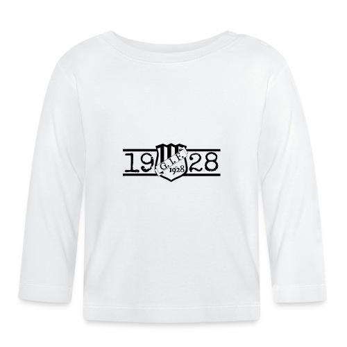 GIF 1928 Logo - Långärmad T-shirt baby