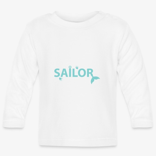 Sailor Series Cushion - Baby Long Sleeve T-Shirt