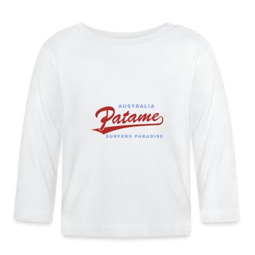 Patame Surfers Paradise - Baby Langarmshirt