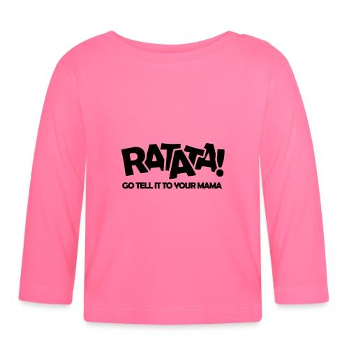 RATATA full - Baby Langarmshirt