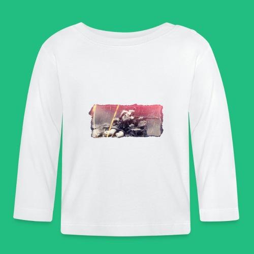 tireur couche - T-shirt manches longues Bébé
