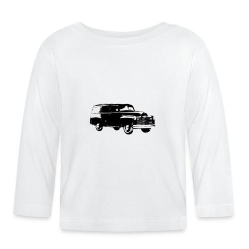1947 chevy van - Baby Langarmshirt