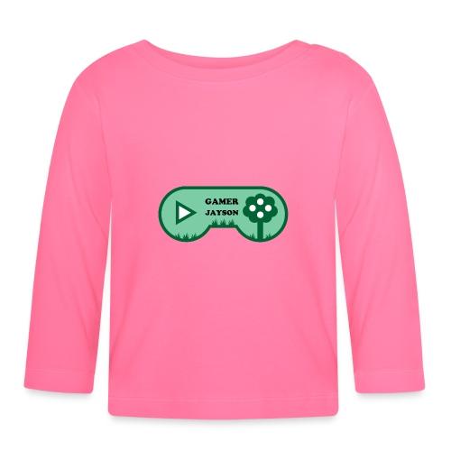 Joueur Jayson - T-shirt manches longues Bébé