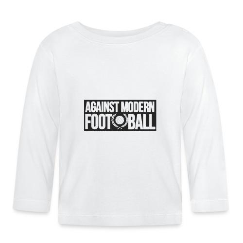 #AgainstModernFootball - Långärmad T-shirt baby