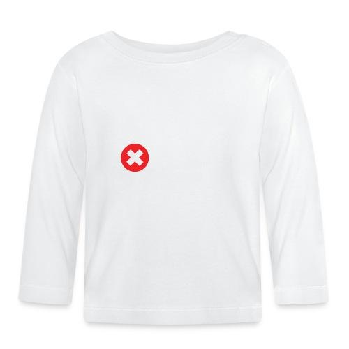 T-shirt Error - Maglietta a manica lunga per bambini