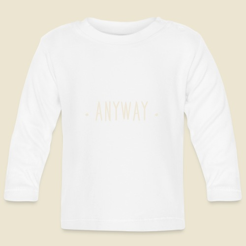 Anyway - T-shirt manches longues Bébé
