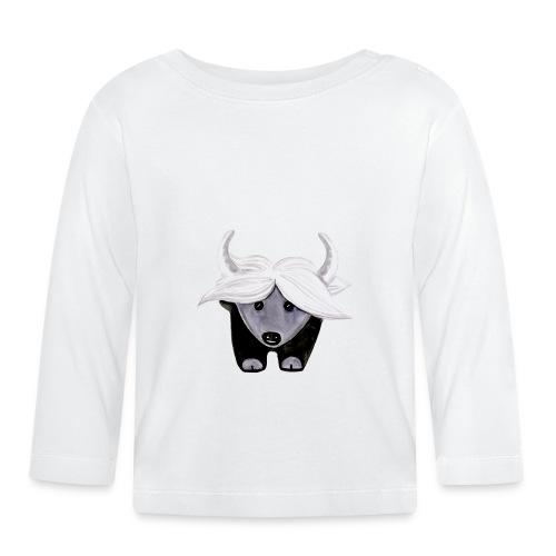 jaime_tibet_yak - Baby Langarmshirt
