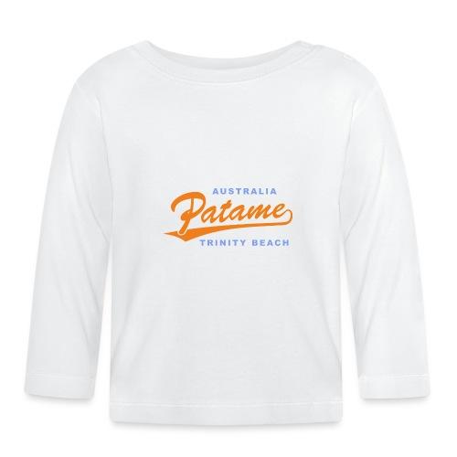 Patame Trinity Beach - Baby Langarmshirt