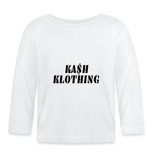 Kash Klothing Hat - Baby Long Sleeve T-Shirt