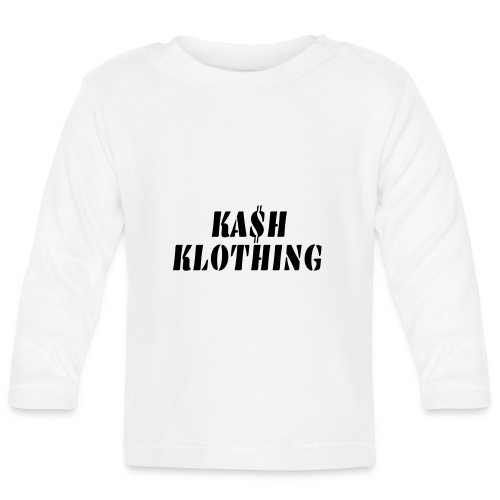 Kash Klothing Hat - Baby Long Sleeve T-Shirt