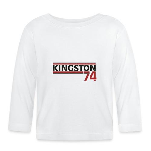 Kingston 74 - T-shirt manches longues Bébé