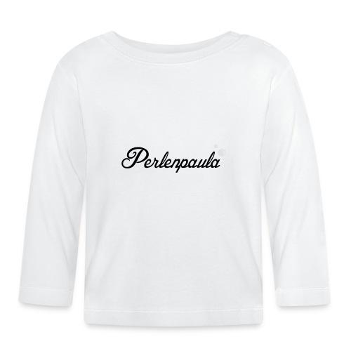 Perlenpaula - Baby Langarmshirt