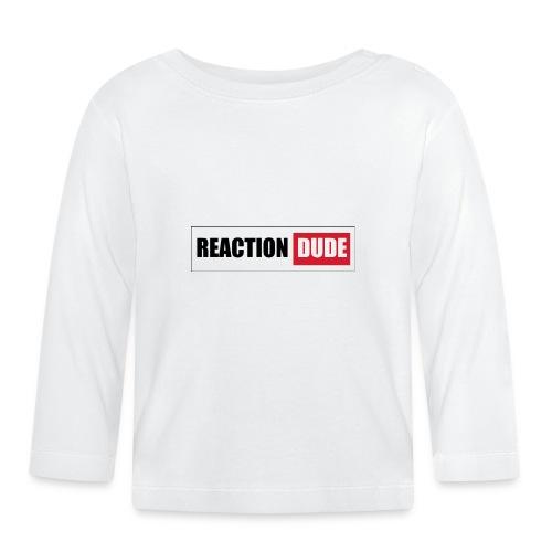 ReactionDude Gear - T-shirt manches longues Bébé