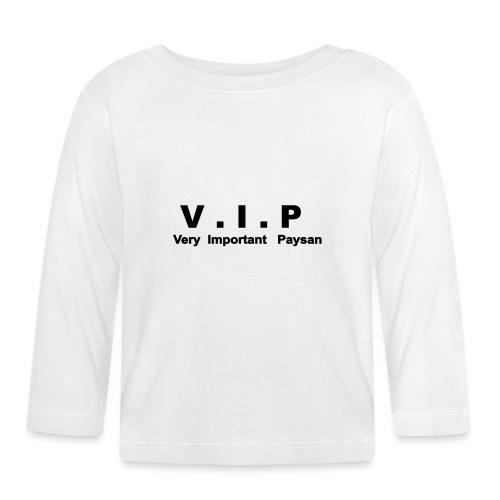 Very Important Paysan - VIP - T-shirt manches longues Bébé
