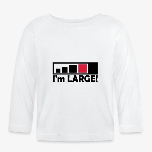 large_geocacher - Baby Langarmshirt