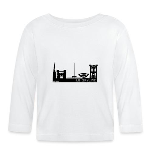 Lu skyline de Terni - Maglietta a manica lunga per bambini
