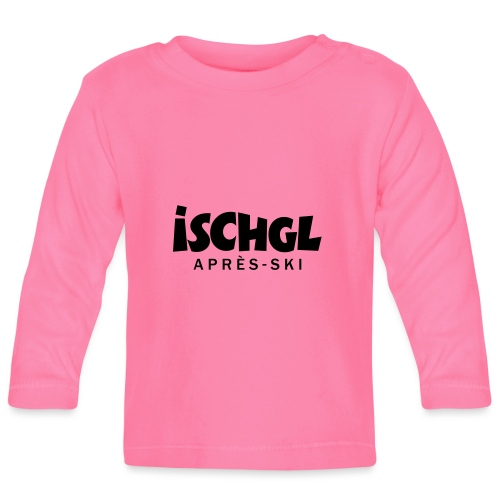 Ischgl Après-Ski Design - Baby Langarmshirt