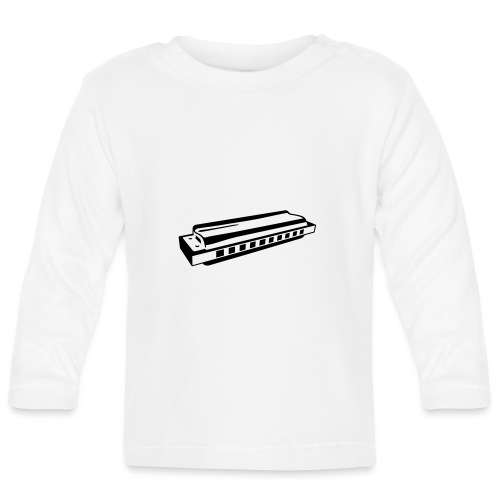 Harmonica - Baby Long Sleeve T-Shirt