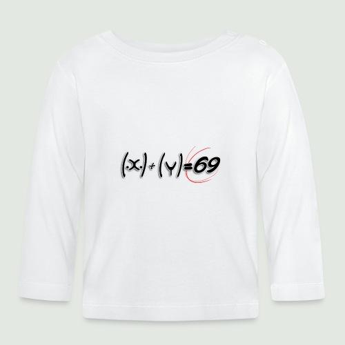 69 - T-shirt manches longues Bébé