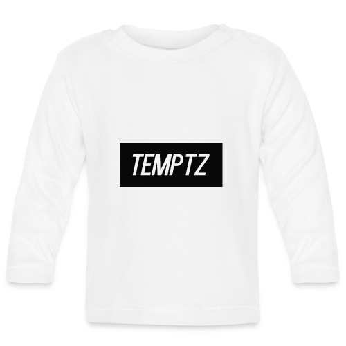 TempTz Orignial Hoodie Design - Baby Long Sleeve T-Shirt