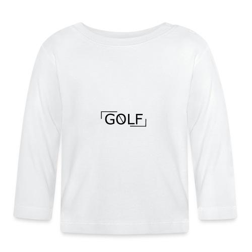 vague - T-shirt manches longues Bébé