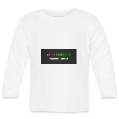 AIDEN_CORRIGAN_PRODUCTIONS - Baby Long Sleeve T-Shirt