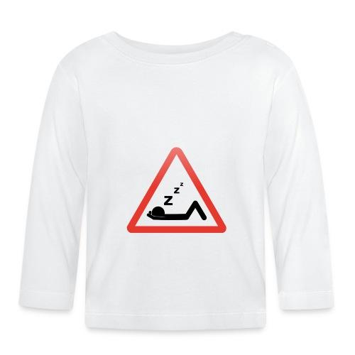 TEST1 Super Nubes - T-shirt manches longues Bébé