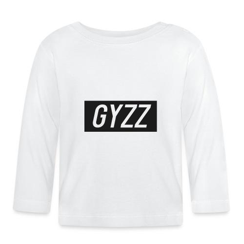 Gyzz - Langærmet babyshirt