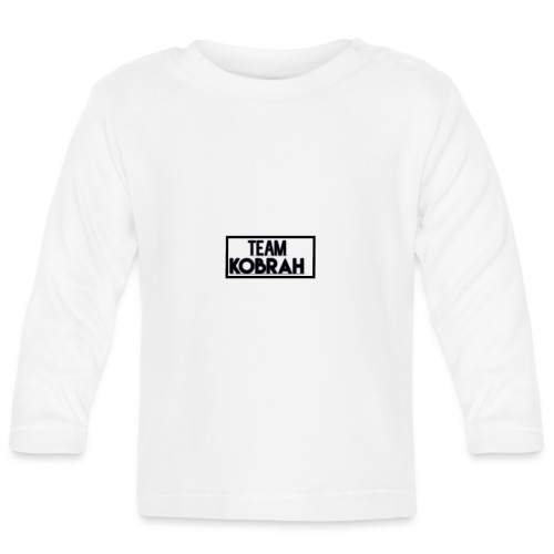 Team Kobrah - Baby Long Sleeve T-Shirt
