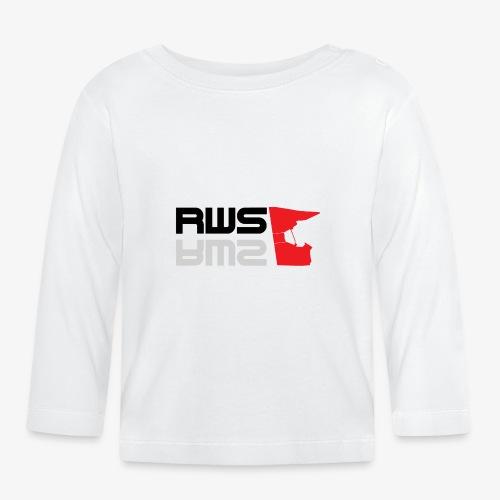 RWS logga - Långärmad T-shirt baby