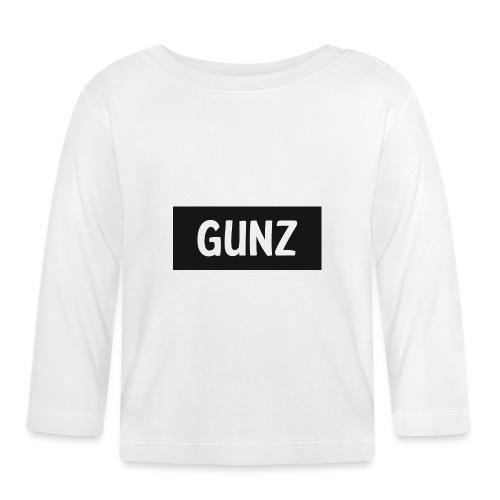 Gunz - Langærmet babyshirt