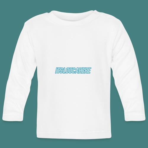new font - Baby Long Sleeve T-Shirt