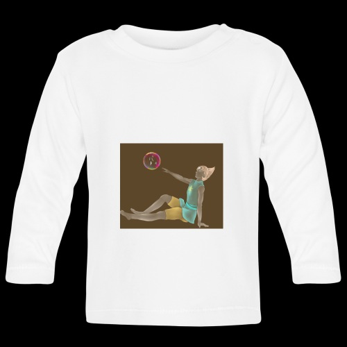 Steven Universe Pearl fanart - Baby Long Sleeve T-Shirt