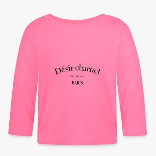 Désir charnel - T-shirt manches longues Bébé