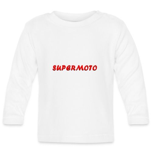 SupermotoLuvan - Långärmad T-shirt baby