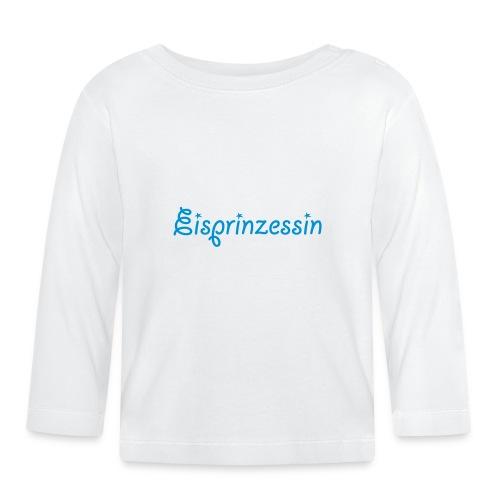 Eisprinzessin, Ski Shirt, T-Shirt für Apres Ski - Baby Langarmshirt