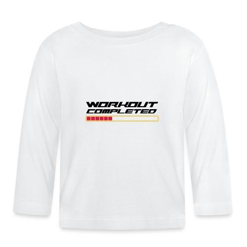 Workout Komplett - Baby Langarmshirt