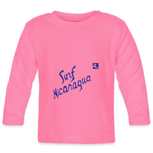 Surf Nicaragua Val Kilmer Chris Knight - Baby Long Sleeve T-Shirt