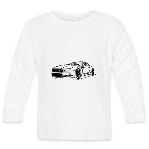 Aston Martin - Baby Long Sleeve T-Shirt