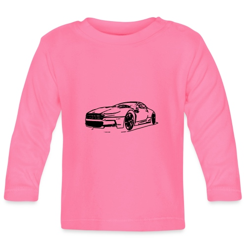 Aston Martin - Baby Long Sleeve T-Shirt