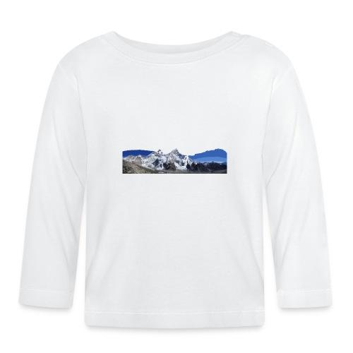 MOUNTAINS - Maglietta a manica lunga per bambini