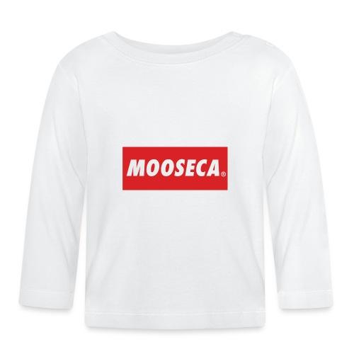 MOSECA BRAND - Maglietta a manica lunga per bambini