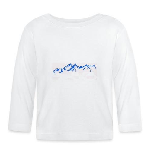 Lanzo Valleys - Maglietta a manica lunga per bambini