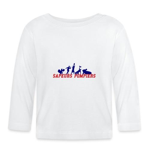 sappompier - T-shirt manches longues Bébé