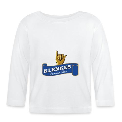 Klenkes Bier - Baby Langarmshirt