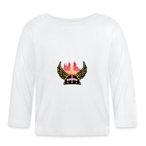 Danation - Langærmet babyshirt