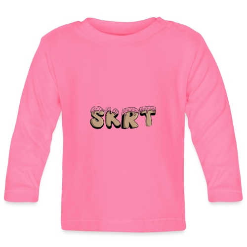 SKRT - Maglietta a manica lunga per bambini