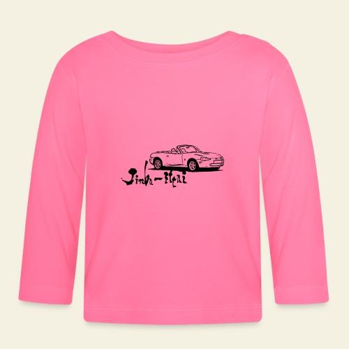mx5 nb - Langærmet babyshirt