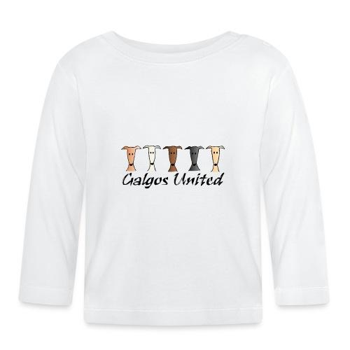 Galgos united - Baby Langarmshirt