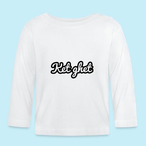 Ik heb het gehad! - T-shirt manches longues Bébé